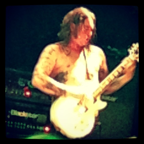 High on Fire Live, Matt Pike